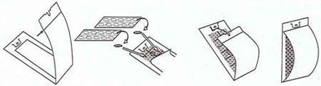 ニューセリコ タバコシバンムシ誘引捕獲セット 10枚入り 説明画像2