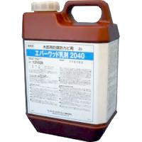 エバーウッド乳剤2040 商品画像 [害虫駆除、退治、対策、忌避、木部保護、木材、防腐]
