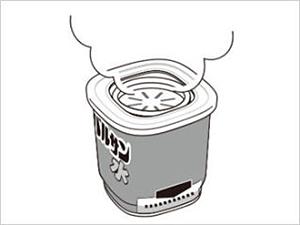 水ではじめるバルサン プロEX 使用方法3 [第2類医薬品、害虫駆除、水ではじめる、くん煙剤、バルサン、ゴキブリ、ノミ、ダニ、南京虫]