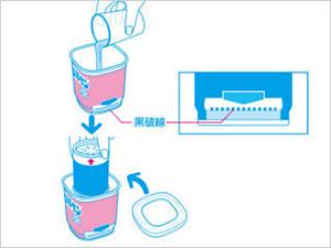 水ではじめるバルサン 使用方法2 [第2類医薬品、害虫駆除、くん煙剤、水ではじめる、バルサン、ゴキブリ、ノミ、ダニ、南京虫]