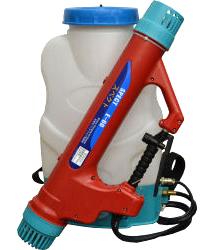 スペクトE-60 充電バッテリー式微粒子噴霧器 業務用噴霧器 商品画像