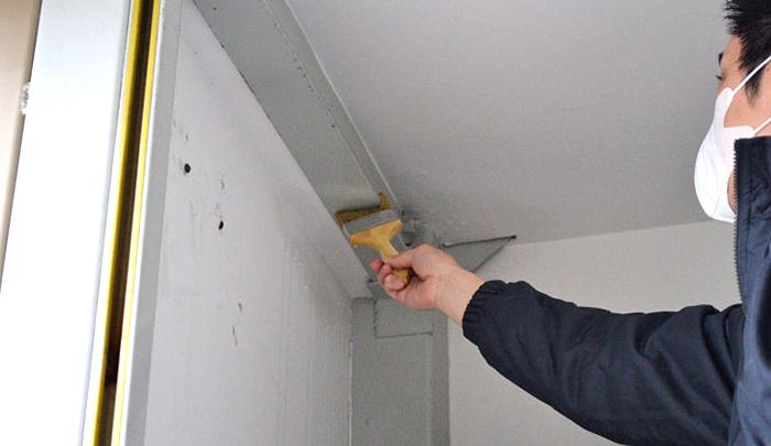 プロコートTP 使用方法1 [カメムシ、蜘蛛(くも・クモ)、不快害虫、害虫駆除、対策、忌避(虫よけ、虫除け)、コーティング、巣]