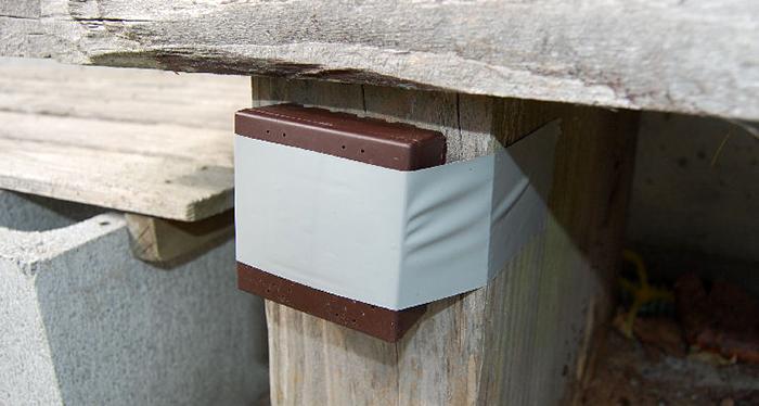 シロアリハンター 使用方法5 [シロアリ(白蟻・白アリ)、害虫駆除、退治、対策、方法、写真、家、巣(コロニー)、簡単]