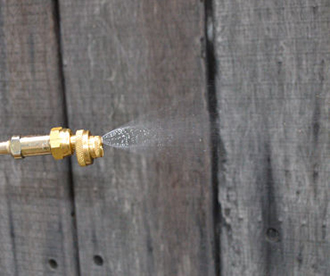 B&Gエクステンダーバン 1ガロン 4種類のノズルパターン3 [噴霧器、殺虫剤、農薬、消臭剤、害虫駆除]