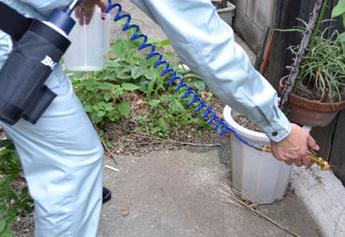 B&Gエクステンダーバン 1ガロン 使用方法1 [噴霧器、殺虫剤、農薬、消臭剤、害虫駆除]