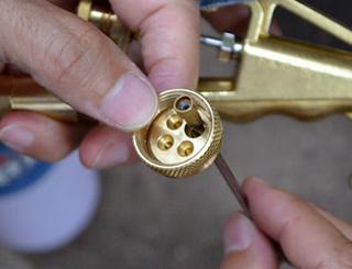 B&G Mini プロ用小型スプレーヤー 使用方法6