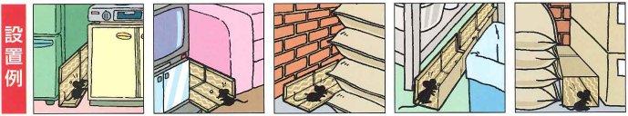 プロボードL99-3 シマダ ネズミ退治